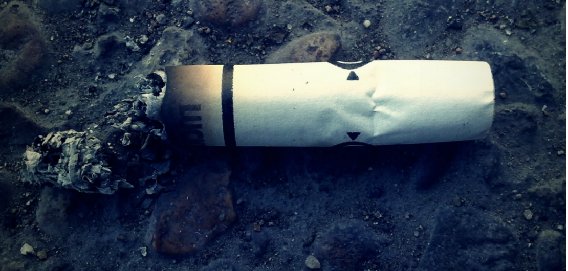 Tobacco is destroying our health and planet