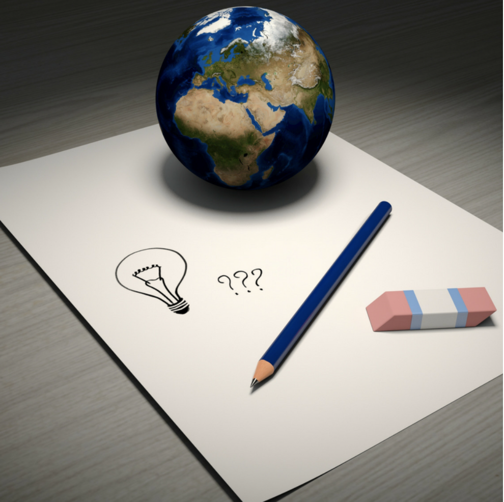 Critical thinking to solve global problems